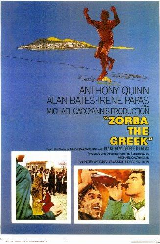 Постер Грек Зорба