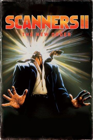Постер Сканеры-2