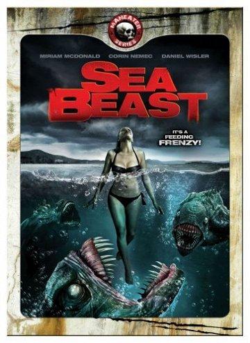 Постер Зверь из моря