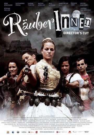 Постер Блондинка и разбойницы