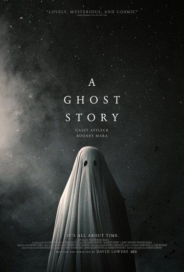Постер История призрака