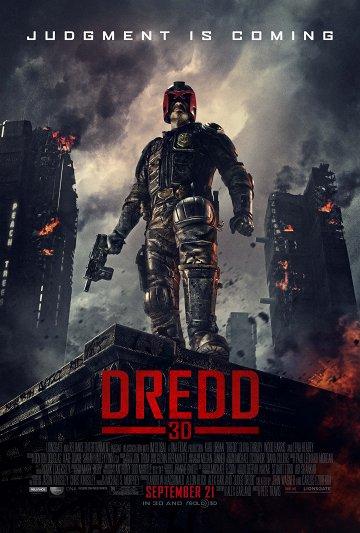 Постер Судья Дредд
