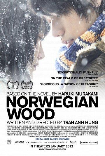 Постер Норвежский лес