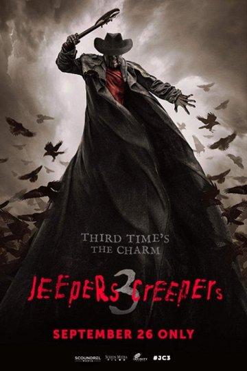 Постер Джиперс Криперс-3