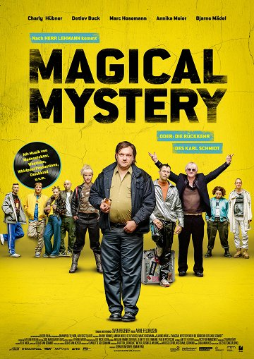 Постер Магическая тайна, или возвращение Карла Шмидта