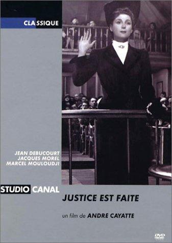 Постер Правосудие свершилось