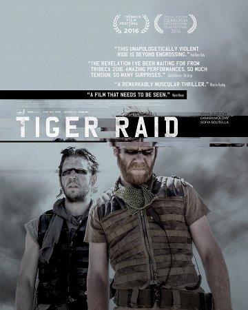 Постер Рейд тигров