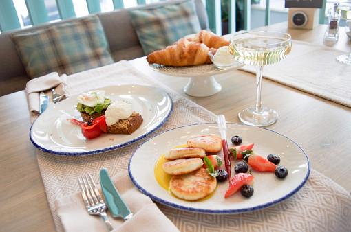 Завтрак в Бистро CATCH