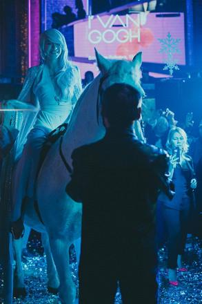 В пятницу, 24 августа, арт-пространство I'VAN GOGH и студия Apartment 26 проведут совместную – вторую по счету - тематическую вечеринку. Поводом станет юбилей королевы поп-музыки - Мадонны, которой исполнилось 60 лет!
