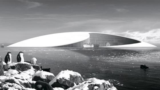 Антарктида. История. Антарктопия