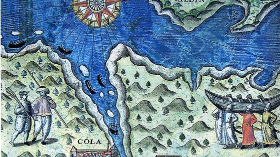 Кола — древнейший город края