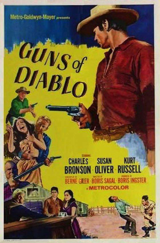 Дьявольские стрелки (Guns of Diablo)