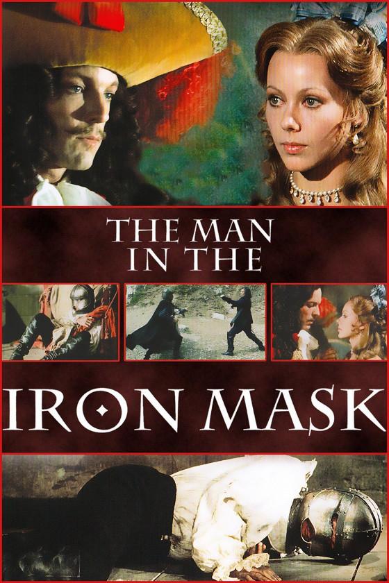 Человек в железной маске (The Man in the Iron Mask)