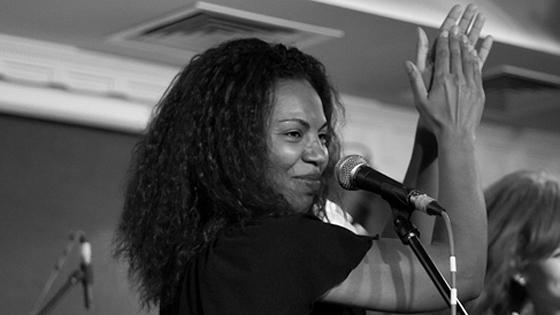 «Jazz In Motion»: Софи Окран