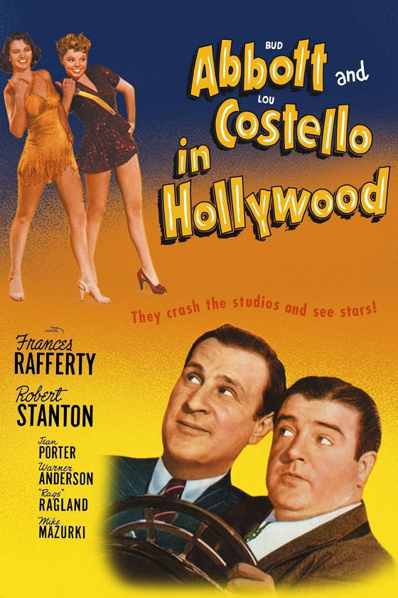 Эбботт и Костелло в Голливуде (Bud Abbott and Lou Costello in Hollywood)