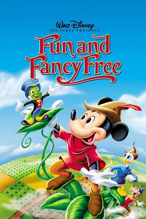 Веселые фантазии (Fun & Fancy Free)