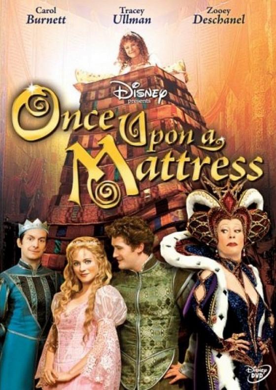 Однажды на матрасе (Once Upon a Mattress)