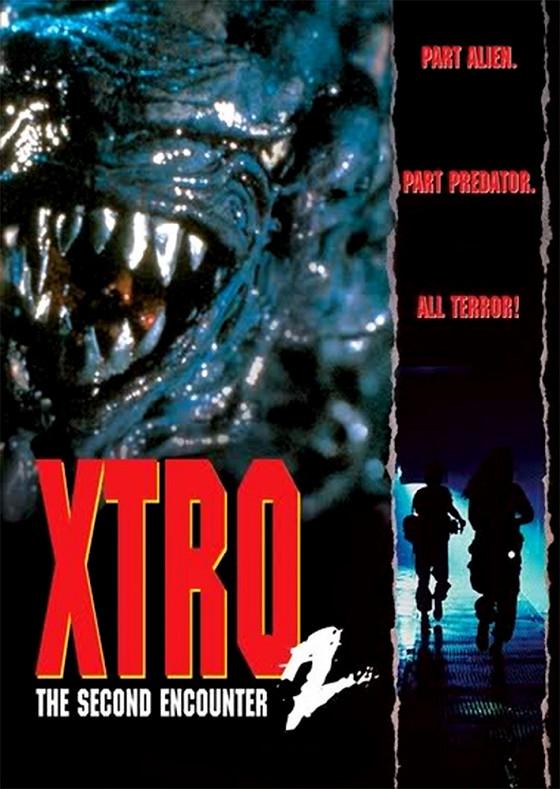 Экстро-2: Вторая встреча (Xtro II: The Second Encounter)
