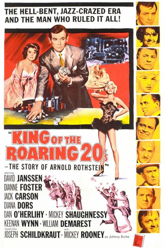 Король яростных 20-х (King of the Roaring 20's — The Story of Arnold Rothstein)