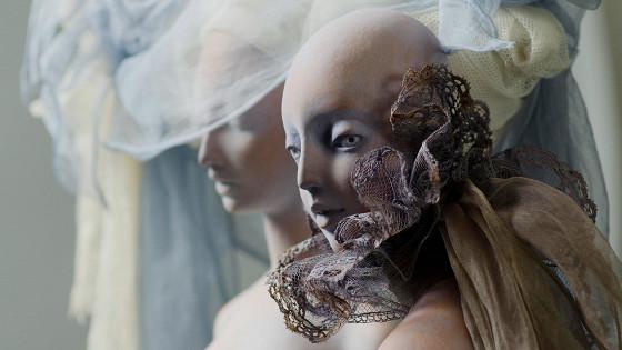 Коллекция художественной куклы