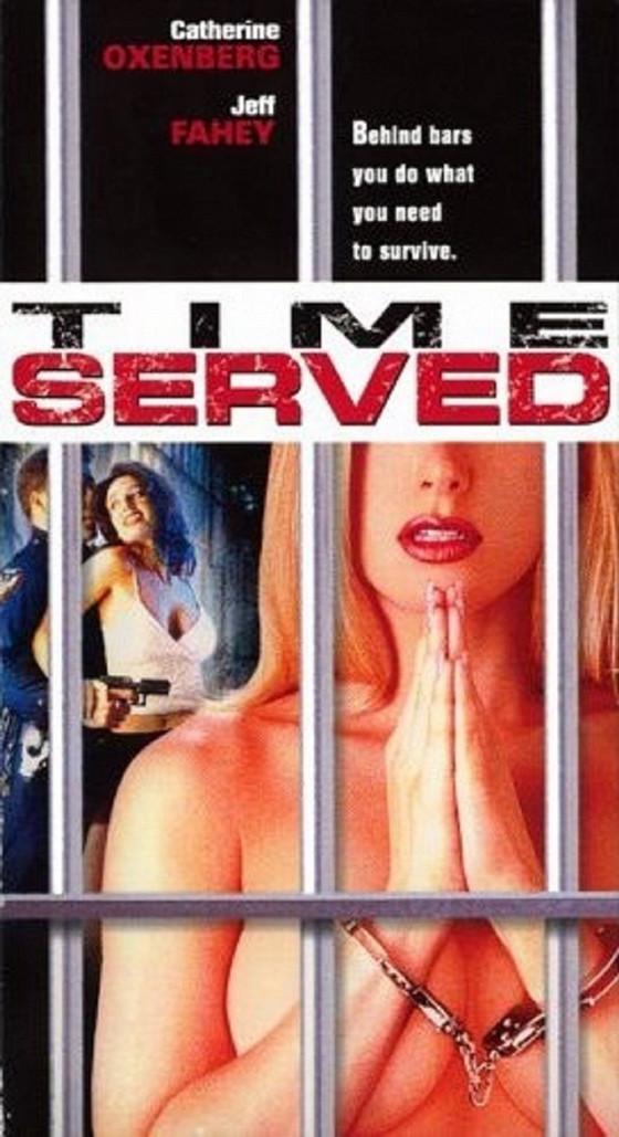 Стриптиз за решеткой (Time Served)
