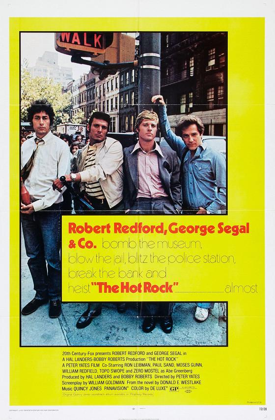 Горячий камешек (The Hot Rock)