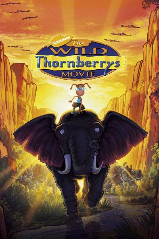 Дикая семейка Торнберри (The Wild Thornberrys Movie)