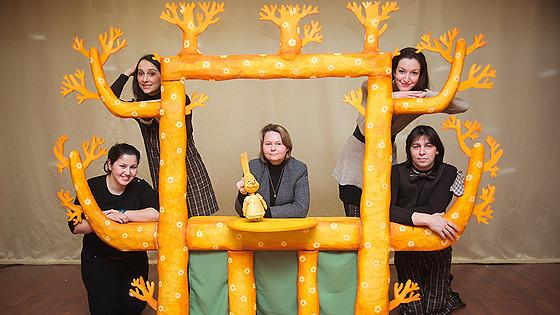 Новый год в семье зайцев Капустиных