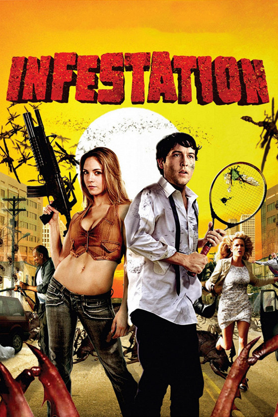 Захват (Infestation)