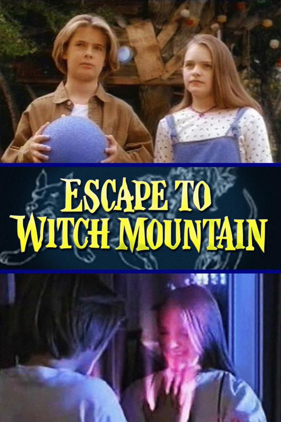 Побег на гору Ведьмы (Escape to Witch Mountain)