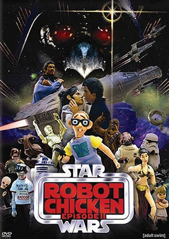 Робоцып: Звездные войны-2 (Robot Chicken: Star Wars Episode II)