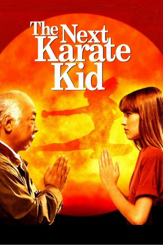Еще один парень-каратист (The next karate kid)