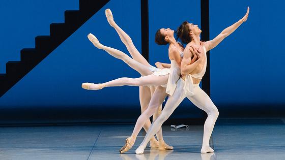 Век танца: Стравинский — Баланчин