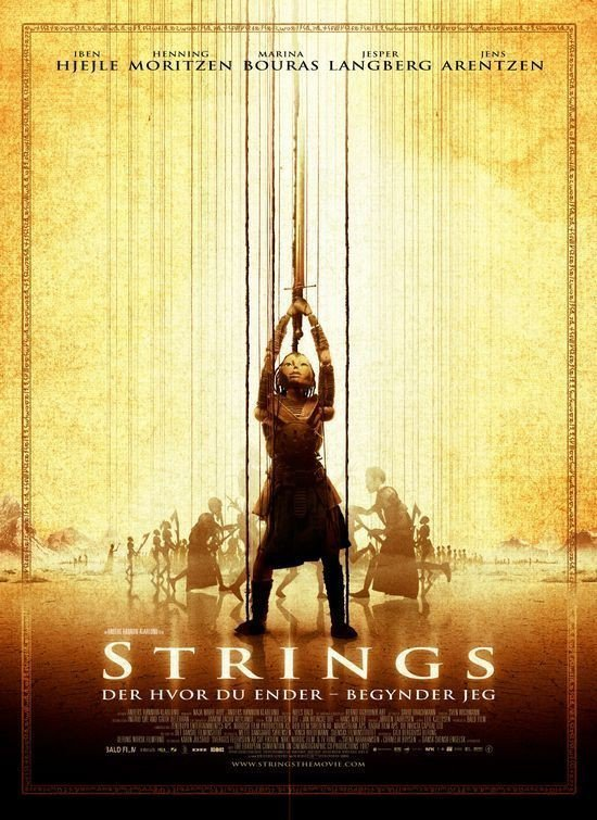 Нити (Strings)