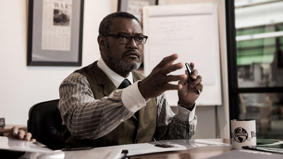 Лоренс Фишберн (Laurence Fishburne)