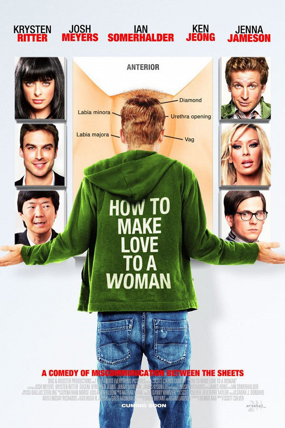 Как заняться любовью с женщиной (How to Make Love to a Woman)