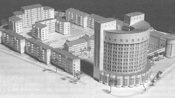 Городки Свердловска. От архитектурного проекта к социальному опыту