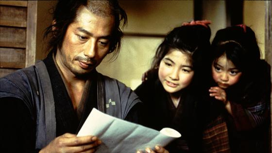 Сумрачный самурай (Tasogare Seibei)
