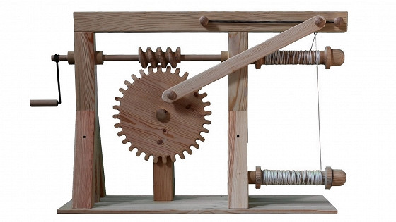Азбука механики Леонардо да Винчи