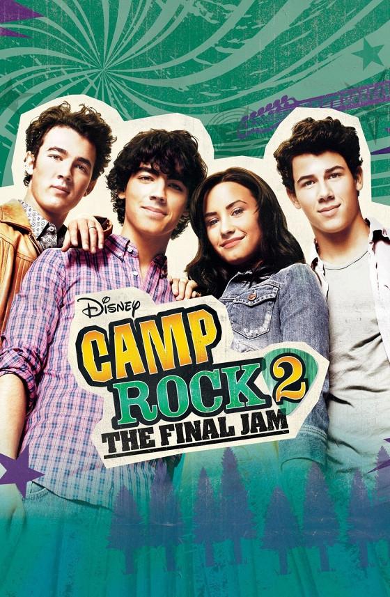 Camp Rock-2: Отчетный концерт (Camp Rock 2: The Final Jam)