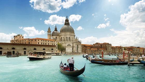 Здравствуй, Италия!