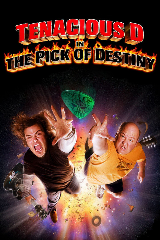 Выбор судьбы (Tenacious D in The Pick of Destiny)