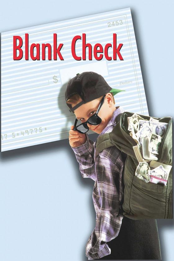 Мне хватит миллиона (Blank Check)