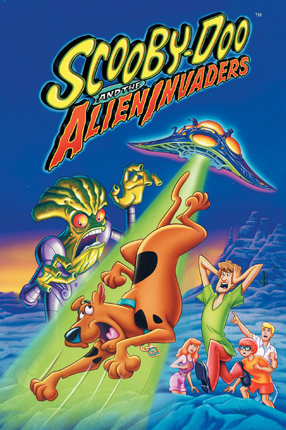 Скуби-Ду и нашествие инопланетян (Scooby-Doo and the Alien Invaders)