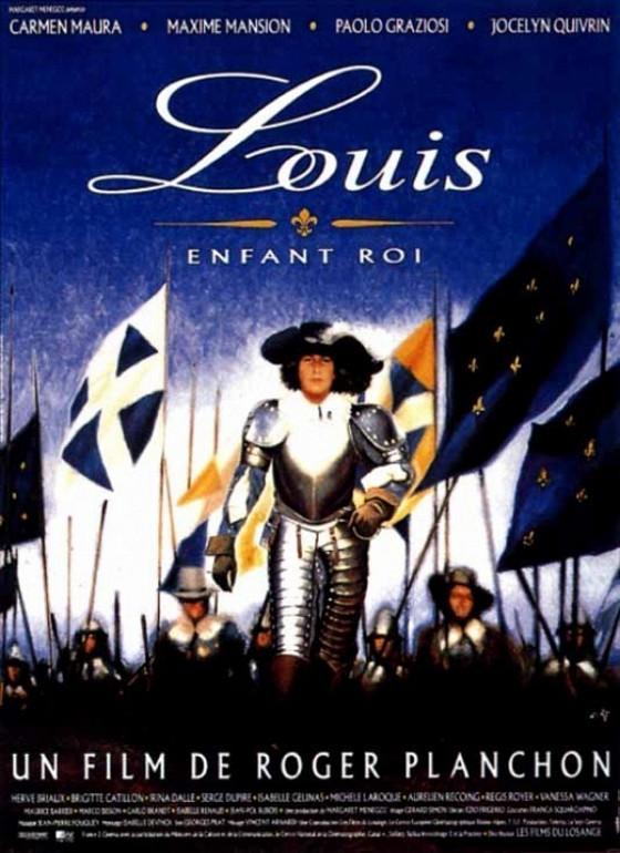 Луи, король-дитя (Louis, enfant roi)