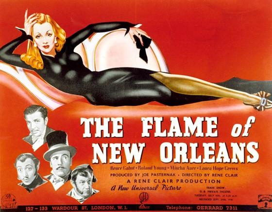 Нью-Орлеанский огонек (The Flame of New Orleans)