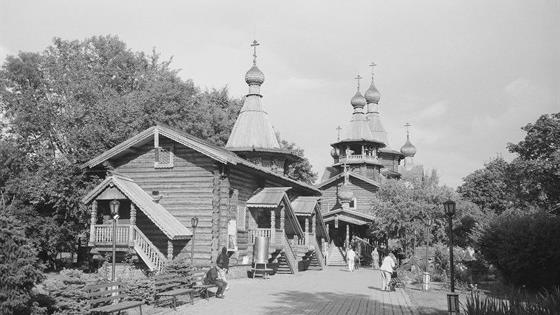 Храм Великомученика Георгия Победоносца в Коптево