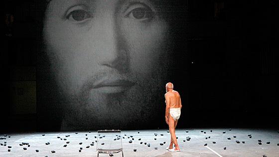 Проект «J». О концепции лика Сына Божьего