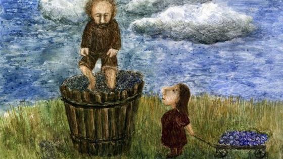 Ирина Литманович. Зарисовки из Хелома