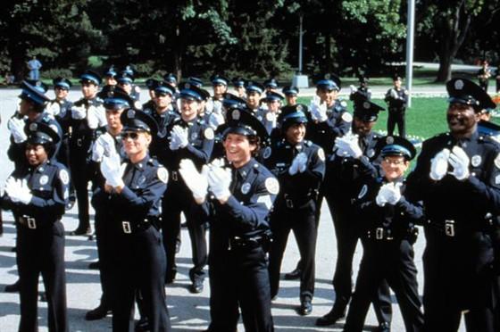 Полицейская академия-3: Повторное обучение (Police Academy 3: Back in Training)